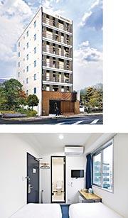 日本地產商稻川I.Nagawa來港推售兩個大阪天王寺區的酒店式服務住宅I.N PARADISE I  II。