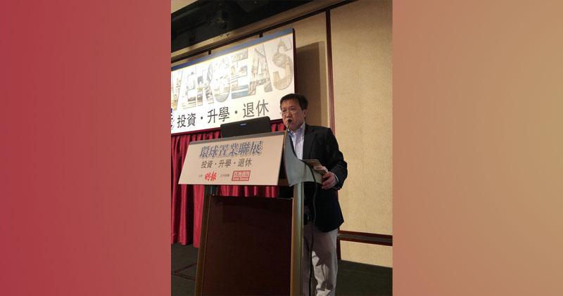 安泓投資研究總監馬偉信