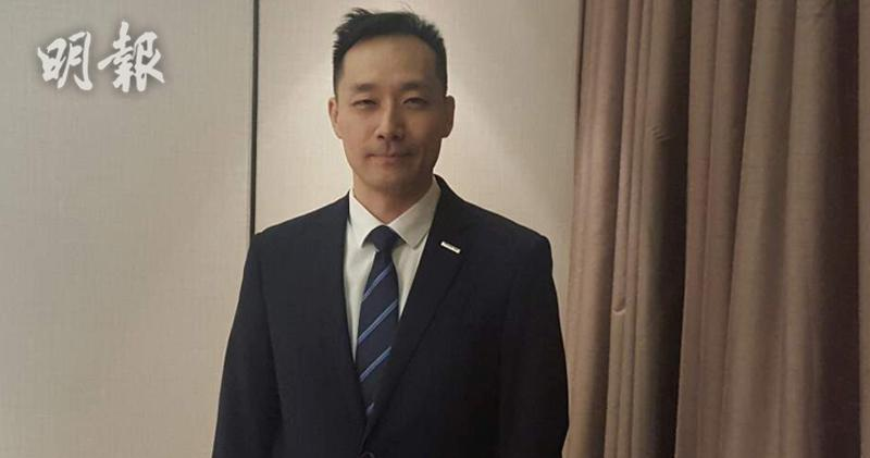 浪潮國際擬物色智能製造相關購併項目。圖為首席執行官李文光。