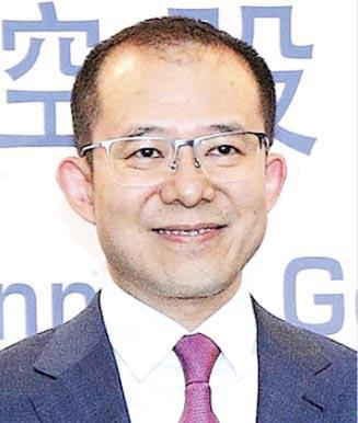 騰訊總裁劉熾平