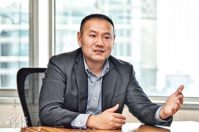 華夏基金(香港)基金經理景然認為,除了2月開始散戶陸續入場的因素外,中小板由2015年股災以來累計跌幅達到八成,故最近升幅較大也是正常。(馮凱鍵攝)