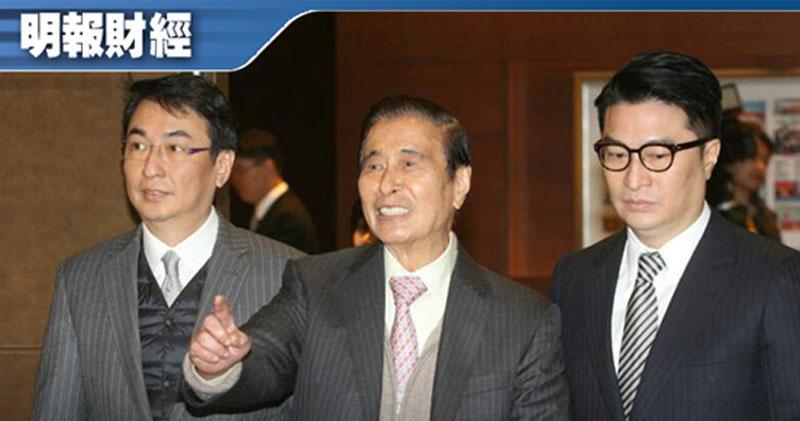 李兆基退任主席 兩公子接任聯席主席及總經理