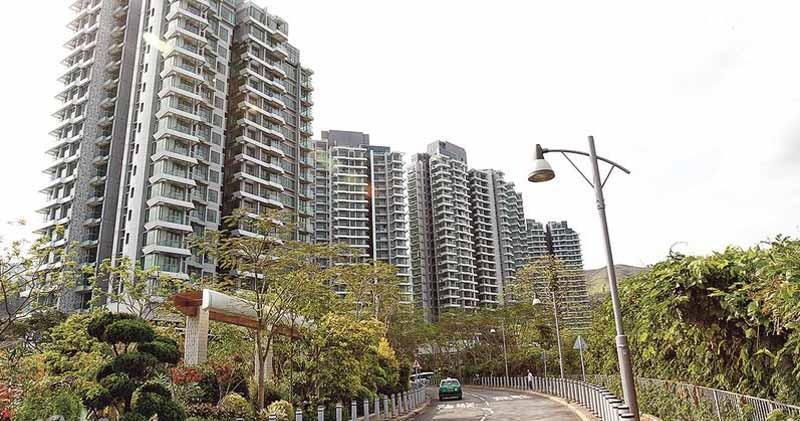 嵐山有2房單位首見700萬元成交。
