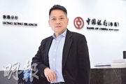 中銀香港總經理兼投資主管陳少平(圖)表示,香港今年加息機會接近零;估計3月底季結前推升港息後,月內再大幅走資的機會不大。(資料圖片)