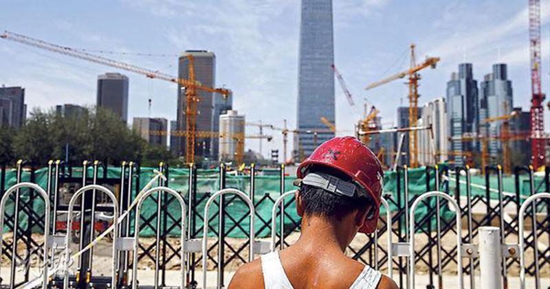 綠城中國股價飈近9%。