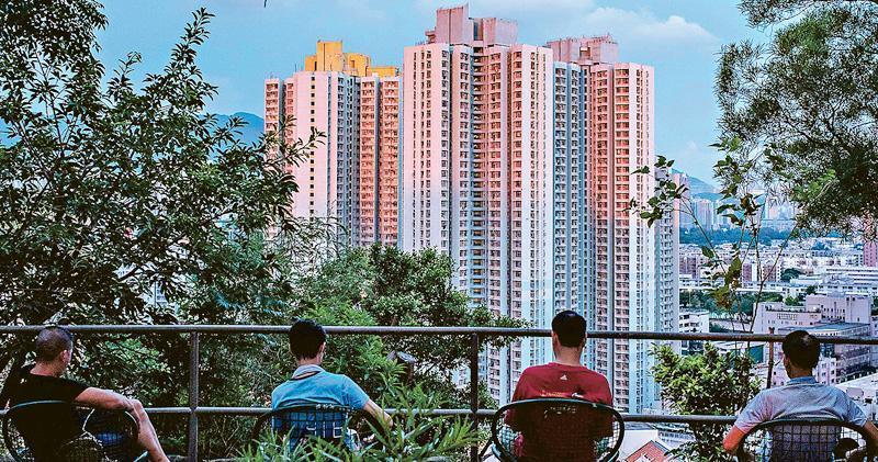 去年私宅空置率4.3% 涉5.14萬伙單位
