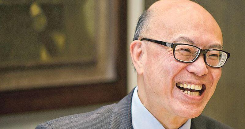 蔡宏興表示,期望業界回正軌,賣樓採具透明度方式。