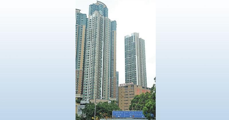 一號.西九龍本月開齋 4房呎售1.65萬