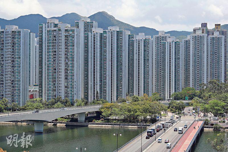 沙田第一城一個實用面積327方呎的2房戶新近以580萬元易手,實呎17,737元,創屋苑今年2房做價新高。(資料圖片)
