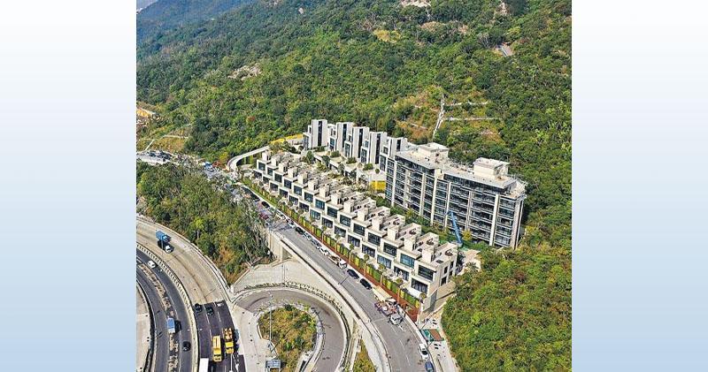 緹山錄得4.7億元連沽售兩個洋房。