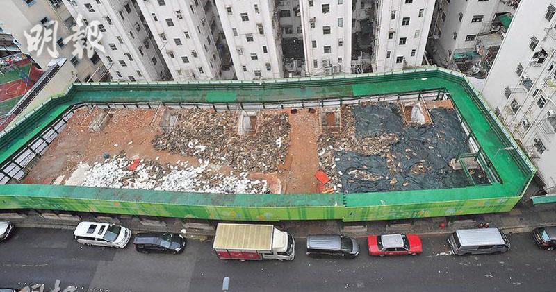 觀塘恒安街重建項目收18份標書