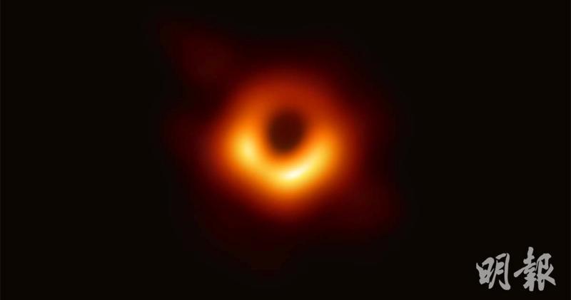 人類史上首張宇宙黑洞的照片,在本港時間昨晚曝光。由全球約200個科學家合作的「事件視界望遠鏡」 (Event Horizon Telescope,EHT)項目,花兩年將黑洞照片「冲曬」出來。