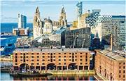 利物浦當地發展商建議,投資者首要選擇適當地段,例如鄰近市內兩大英超球會利物浦和愛華頓的球場,或市中心阿爾伯特碼頭(Albert Dock,圖)附近的地區,升值速度更快。