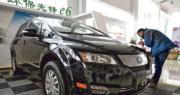中汽協表示,3月乘用車產銷按年均跌。