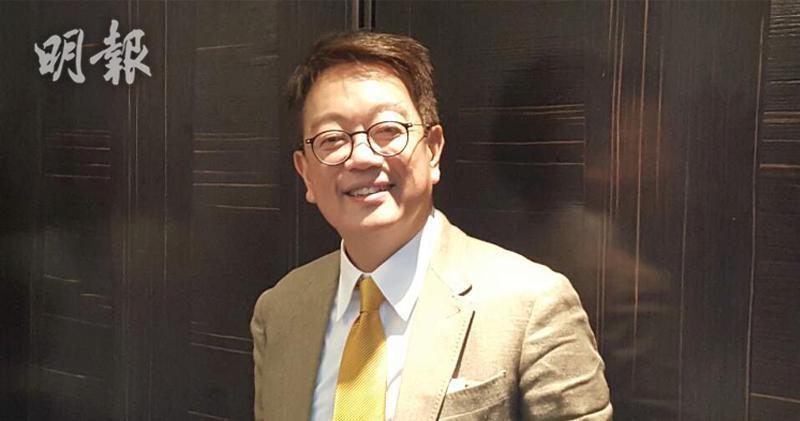 培力控股主席陳宇齡(陳偉燊攝)