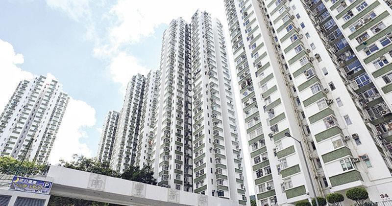 南豐新邨兩房連約售690萬。