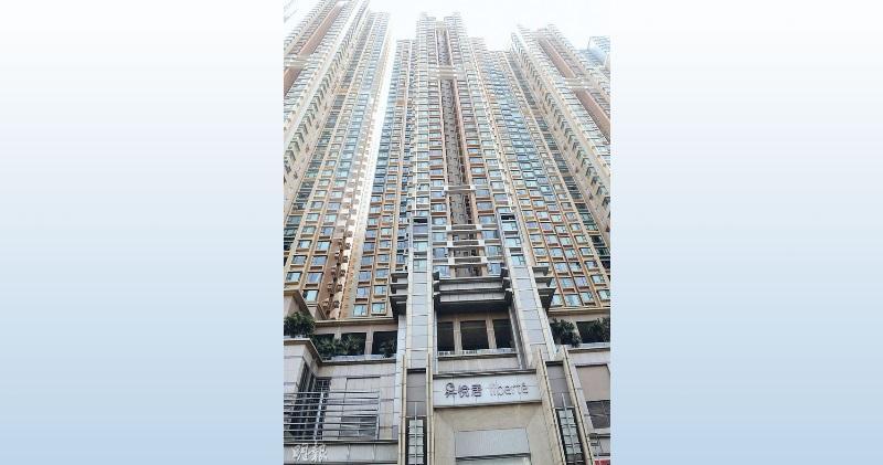 昇悅居有兩房單位以848萬沽出。