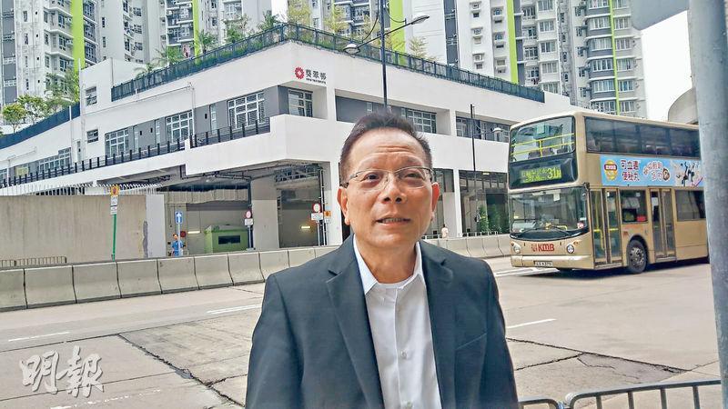 菲律賓香港商會執行副理事長洪健雄表示,本港公共屋邨附近設有巴士站便利居民往來,對菲律賓人來說,已是夢寐以求的住屋配套設施。