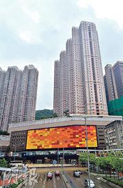 5月首10天,荃灣指標屋苑愉景新城只錄得約兩宗成交,代理表示,近日睇樓量明顯下跌。(資料圖片)