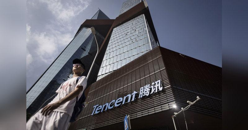 騰訊首披露金融科技首季收入達218億 佔總收入1/4