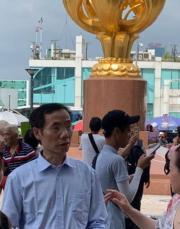 內地客劉先生。