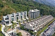 嘉里龍駒道豪宅項目緹山,一個頂層特色戶成交呎價突破10萬元大關,成為九龍區新樓王。(賴俊傑攝)