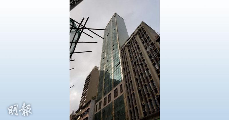 香港仔裕輝商業中心