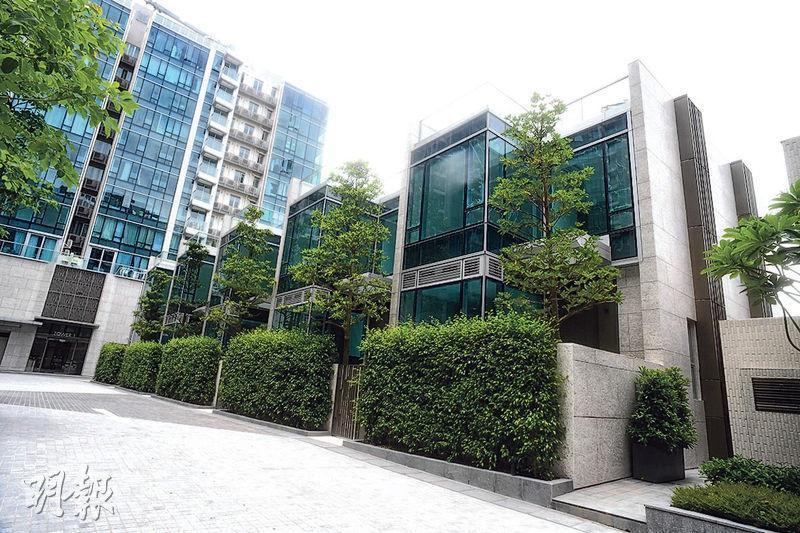 THE SAVANNAH昨招標售出3幢獨立洋房。