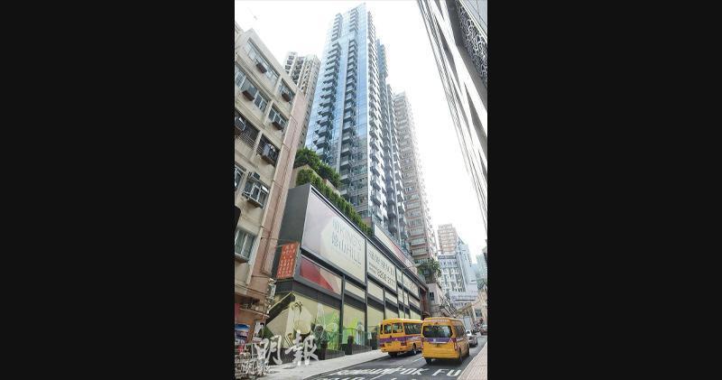 眀徳山特色戶售3700萬 呎價4.17萬項目雙破頂