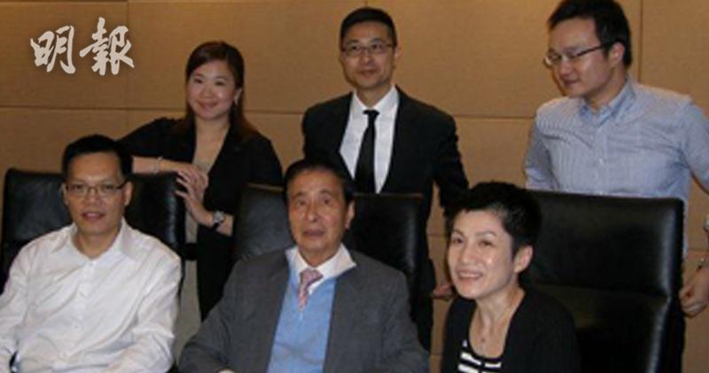 2012年年中,隨恒地到北京採訪,同行媒體不多,四叔受訪期間暢所欲言。