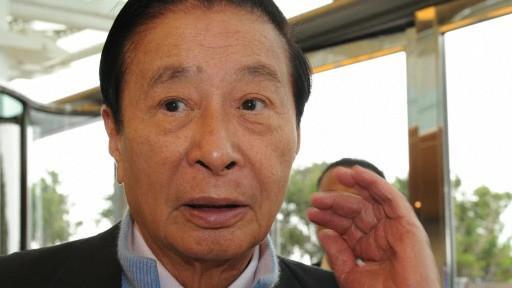 人稱「四叔」的李兆基今天宣布退休,同日恒基地產獲確認投得北京朝陽區的地皮。(資料圖片)