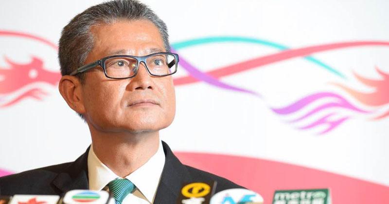 陳茂波:加息預期減退 樓價連升4個月