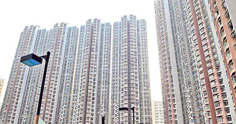 翠怡兩房665萬 實呎逾1.8萬雙破頂