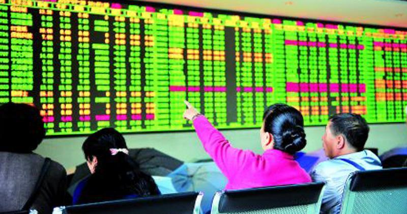 中美貿易局勢未明 三大指數全線低收