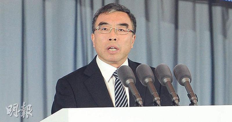華為董事長梁華(資料圖片)