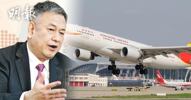 港航董事提賠償申索 鍾國頌代表:9500萬元金額龐大
