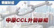 CCL破頂後跌0.25% 三大指數齊升16周後斷纜