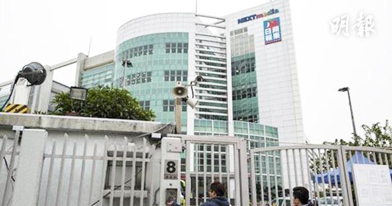 壹傳媒股價今早創52周新高。