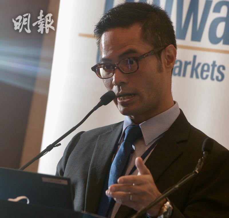 「新末日博士」賴志文︰以後做人民幣預測會小心一點