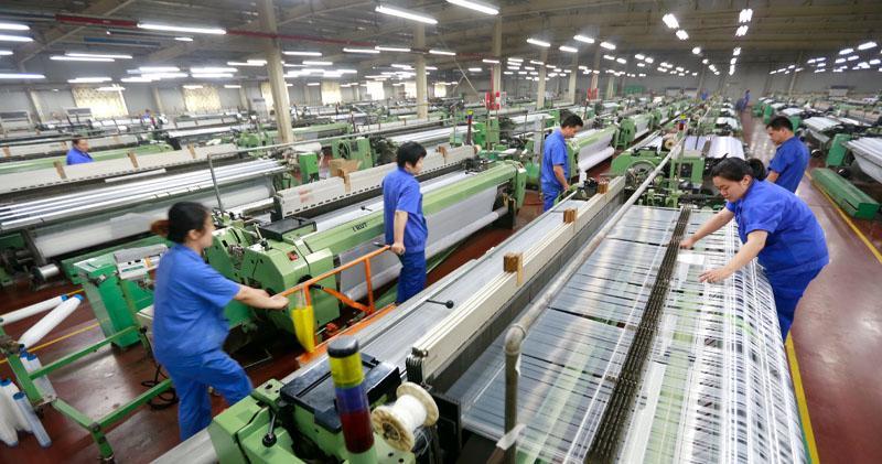 5月規模以上工業增加值升5% 遜預期