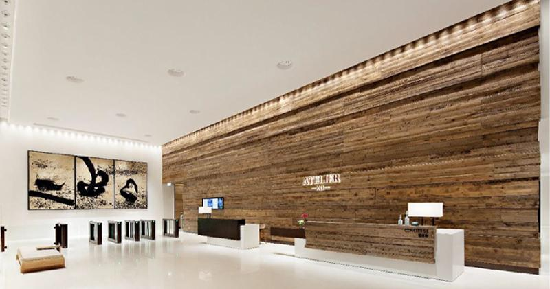 CEO SUITE租K11 ATELIER 2.5萬呎樓面(相片由世邦魏理仕提供)