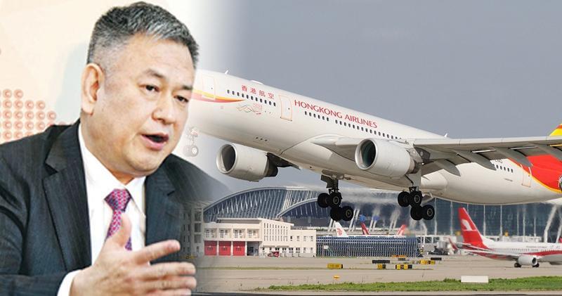 港航或最快本月引入新投資者 鍾國頌:很大機會成事