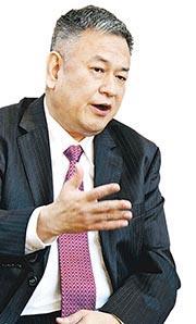 港航主要股東之一鍾國頌(圖)昨日接受《Debtwire》查詢時指,港航股東爭拗已平息。