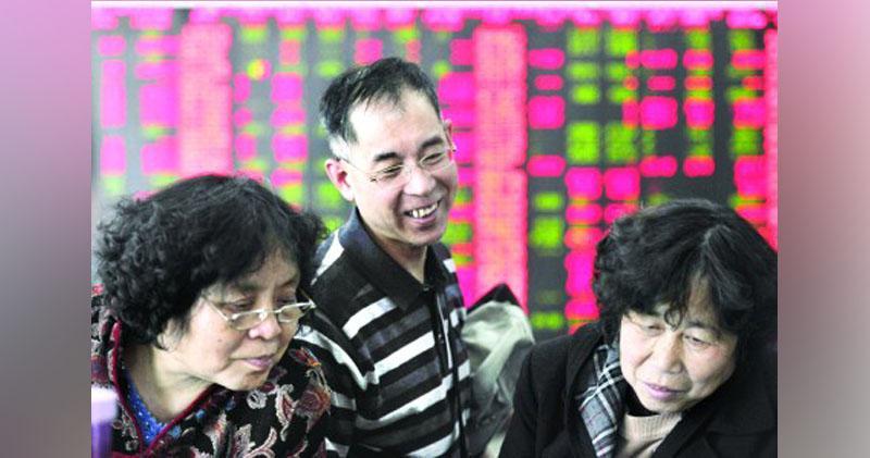 A股先跌後揚 滬指漲0.29%