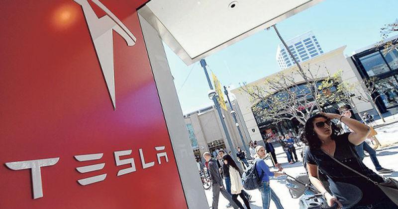 Tesla次季虧損大於預期。