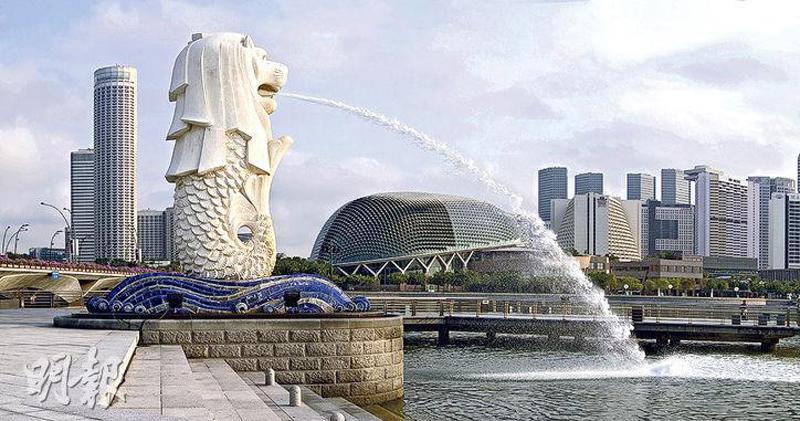 新加坡第二季經濟倒退3.3% 遜預期
