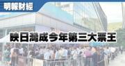 映日灣截收8900票 今年第三大新盤票王(資料圖片)