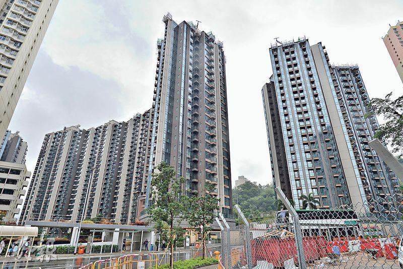 由內地業主持有的何文田皓畋兩房戶,新近以低於購入價售出,連同辣稅及使費等損手近共約560萬元離場。