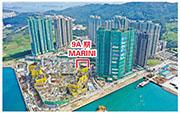 MARINI均呎1.5萬  康城樓價兩月升7%  首批130伙 1房折實519.8萬入場