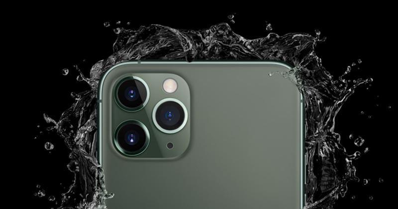 iPhone 11 Pro 外表的重大改變